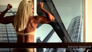 Download Autumn Cleveland 14JrNat TanBikini Rear Biceps HD Video