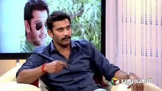 Download With Film Actor Arulnithi Tamilarasu - Part 2 Video