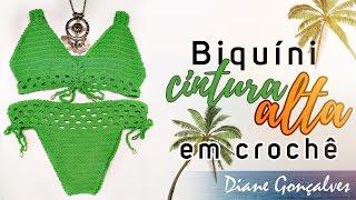 Download BIQUINI CINTURA ALTA (PARTE DE BAIXO )DIANE GONÇALVES Video