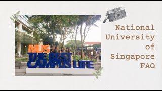 Download National University of Singapore FAQ Part 1 Video