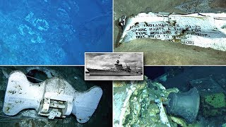 Download USS Indianapolis is found after 72 years on the sea bed Video