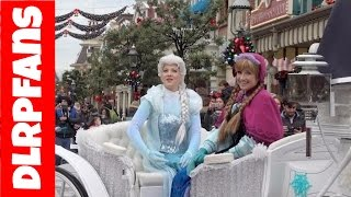 Download Frozen A royal welcome Christmas 2016 at Disneyland Paris Video