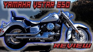 Download Yamaha vstar 650 a prueba | Review en español Video