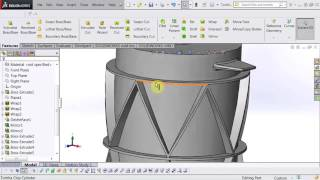 How to Wrap/Project Sketch on Curved Surface/Curved