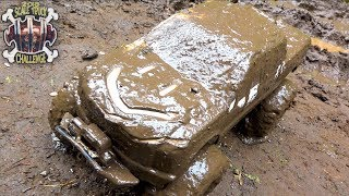 Download TTC 2018 Eps. 7 - THIS TRUCK was WHiTE - MUD BOG PT 2 FINAL EVENT! | RC ADVENTURES Video