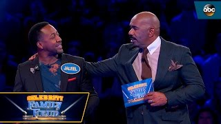 Download Jaleel White Hits ALL No.1 Answers - Celebrity Family Feud Video