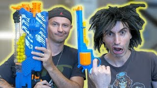 Download $1 NERF Gun vs $170 NERF Gun Video