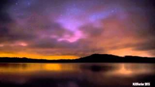 Download Northern Lights - 16/02/15 - Loch Bradan - Galloway Forest Park Video