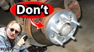 Download Why Not to Put Wheel Spacers on Your Car Video