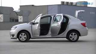 Download Dacia Logan TCe 90 - test regiomoto.pl Video