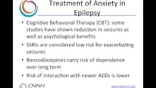 Download Behavioral and Psychiatric Problems Associated with Epilepsy Video