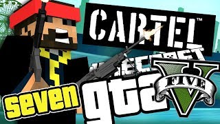 Download Minecraft GTA 5: JOBS FOR THE GTA CARTEL?! [7] Video