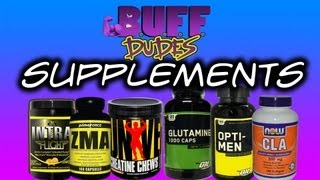 Download 6 Best Natural Gym Supplements to Gain Muscle Video