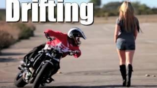 Download Drifting Motorbike - Drift Gymkhana - Jorian Ponomareff Video