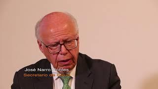 Download Entrevista al Dr. José Narro Robles, secretario de Salud. Video