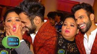 Download Rithvik Dhanjani & Bharti Singh Workout Together | I Can Do That Video