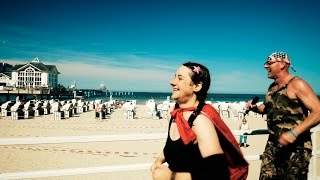 Download Beach FunRun Ostseebad Sellin 2016 Video