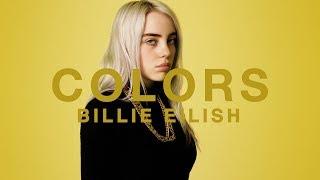 Download Billie Eilish - watch   A COLORS SHOW Video