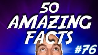 Download 50 AMAZING Facts to Blow Your Mind! #76 Video