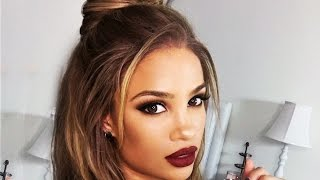 Download Holiday GLAM Makeup Tutorial! Video