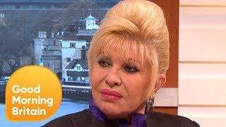 Download Life as Donald Trump's Wife: Ivana Trump Speaks Out! | Good Morning Britain Video