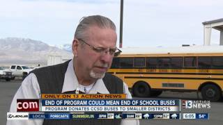 Download Selling buses could mean more money for CCSD Video