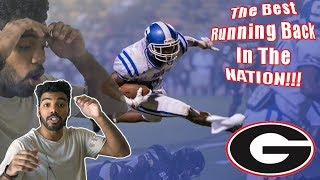 Download The #1 Running Back In High School!!! Zamir White Highlights [Reaction] Video
