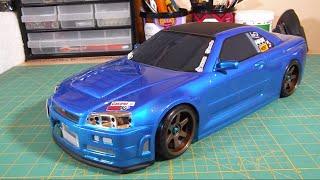 Download Drift Project: Tamiya TT01 E Build / Upgrade Series - Episode 12 Video