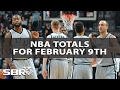 Download NBA Picks   Charles Stark Best Totals for TNT Thursday Video