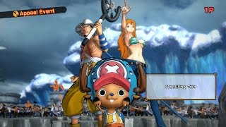 Download One Piece: Burning Blood   9v9: Straw Hats vs. Warlords Video