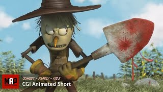 Download CGI 3D Animated Short Film ″THE FINAL STRAW″ Funny Animation Kids Cartoon by Ricky Renna & Ringling Video