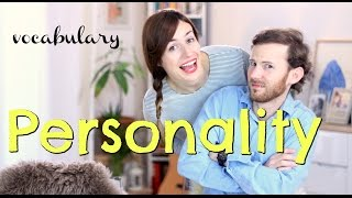 Download Vocabulario: PERSONALITY - Clase de inglés - adjetivos de personalidad en inglés Video