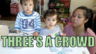 Download Three's a Crowd - April 30, 2016 - ItsJudysLife Vlogs Video