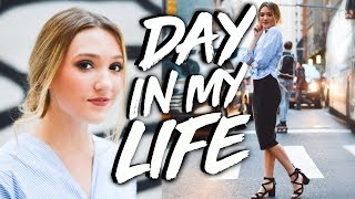 Download A DAY IN THE LIFE OF A BUSINESS COLLEGE STUDENT IN NYC! Video
