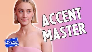 Download Saoirse Ronan: Accent Master Video