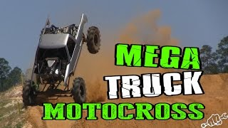 Download MEGA TRUCK MOTOCROSS Video