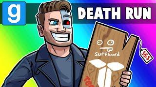 Download Gmod Death Run Funny Moments - Summer Island Shark Attacks! Video