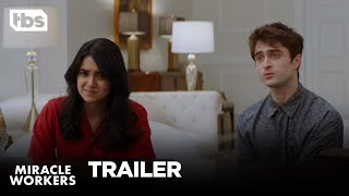 Download Miracle Workers: The Stakes are Raised [TRAILER #2] | TBS Video
