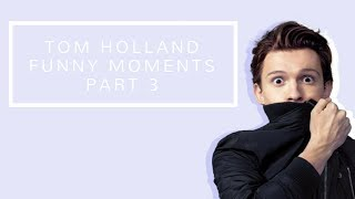 Download Tom Holland Funny Moments | Part 3 Video