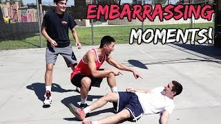 Download Embarrassing Moments in Pickup Basketball! Video