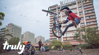 Download Indian Slum Kid Becomes Insane BMX Champ | TRULY Video