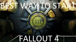 Download The Best Way to Start Fallout 4 (How to Be Overpowered Early) Video