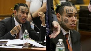 Download 6IX9INE Apologizes In Court & Snitches On TREYWAY.. ″We Robbed, Sold Drugs & More I'm Sorry″ Video