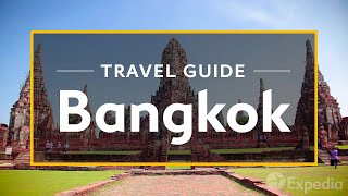 Download Bangkok Vacation Travel Guide | Expedia Video