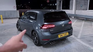 Download Is this 2017 VW Golf GTD MK7.5 a HOT HATCH? Video