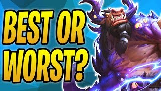 Download The WORST Evolution or the BEST Evolution? | Midrange Shaman | The Boomsday Project | Hearthstone Video