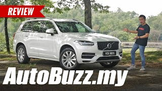 Download Volvo XC90 T5 7-seater SUV review - AutoBuzz.my Video