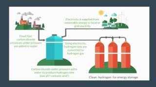 Download Breakthrough in Clean Hydrogen Production Technology Video