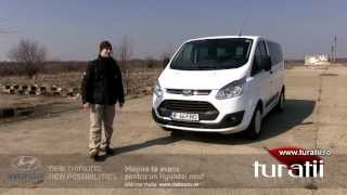 Download Ford Transit Custom 2,2l TDCi explicit movie 1 of 3 Video