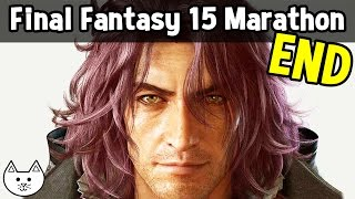 Download Final Fantasy XV ENDING GAMEPLAY MARATHON STREAM (Final Fantasy 15 - Chapter 15 and 14) Video